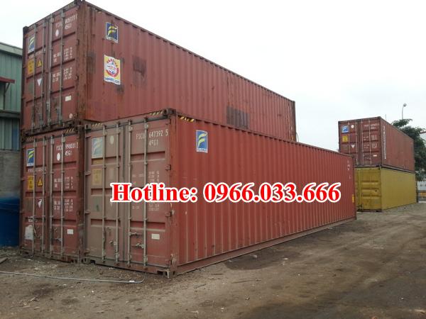 cho thuê container tại Hà nam, hải dương, hưng yên