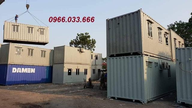 bán container văn phòng tại hà nội
