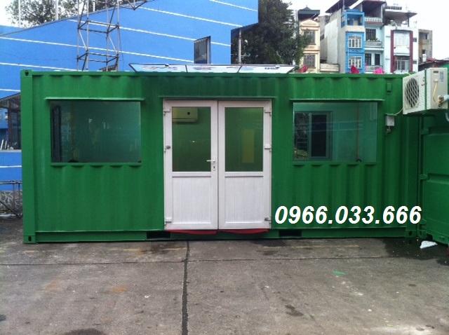 bán container văn phòng tại lạng sơn