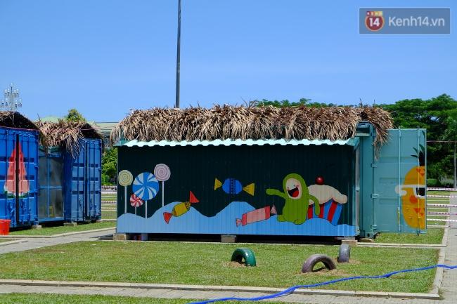nhà bán trú container