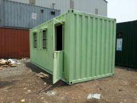 Văn phòng container 20feet